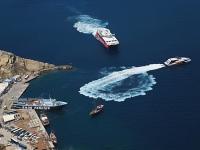 Athinios-Hafen