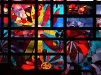 Werner Dietz_Kirchenfenster Algund
