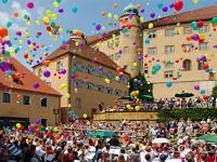 Keydell Gerd_Luftballonstart