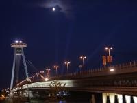 Blaue Stunde in Bratislava