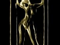 Mayer Leopold_Golden nude 1