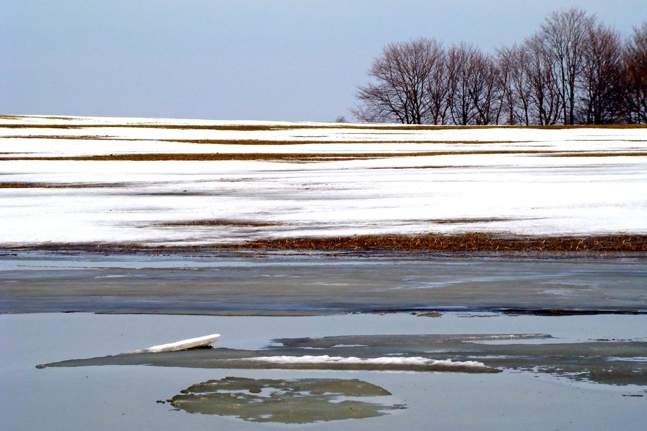 Schneeschmelze Lauterburg_ Martin Neuner