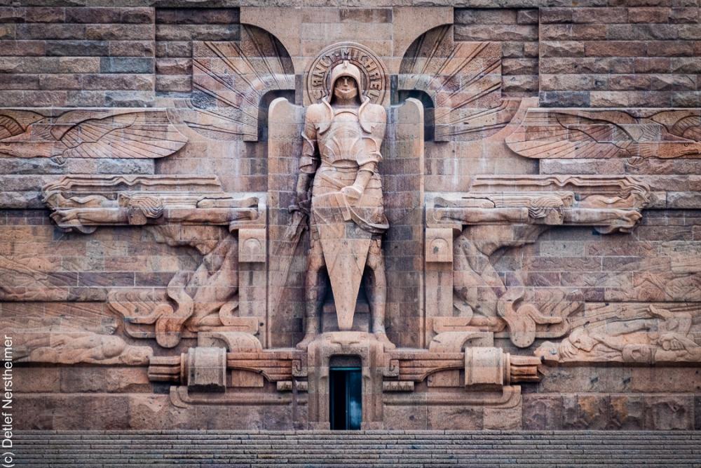 Leipzig Voelkerschlachtdenkmal-3