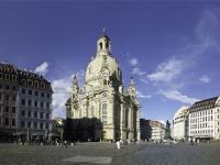 Panorama Dresden Frauenkirche