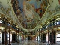 Kloster Wiblingen Bibliothek