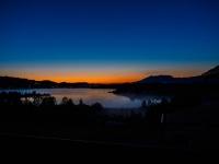 Sonneanaufgang über Hopfensee