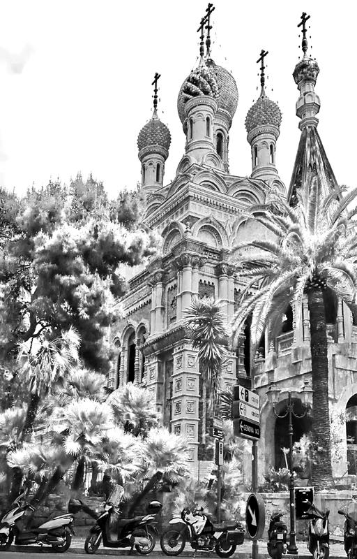 Foto 16 San Remo russische Kirche