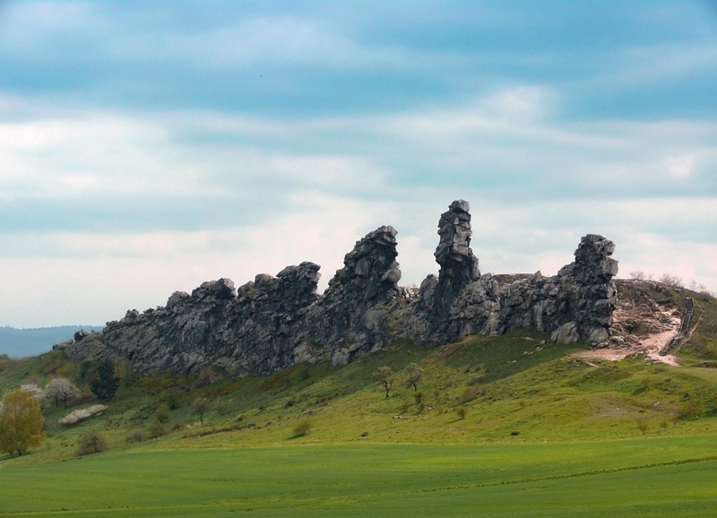 Harz Teufelsmauer