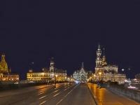 Dresden Nachtaufnahme