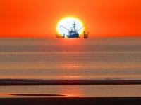 Abend an der Nordsee_Gerd Keydell