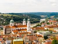 Nerstheimer Panorama Passau