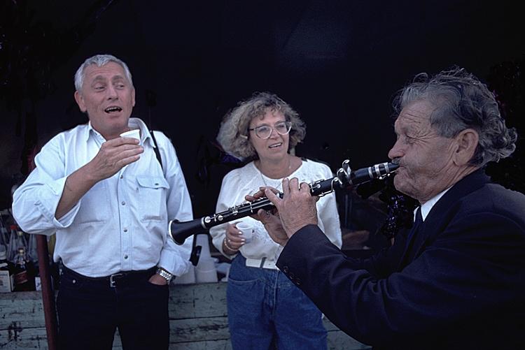 Manfréd,Marika und Géza_Alois Csefalvay