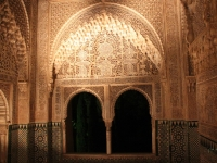 Alhambra_ night visit