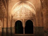 Alhambra_ night visit