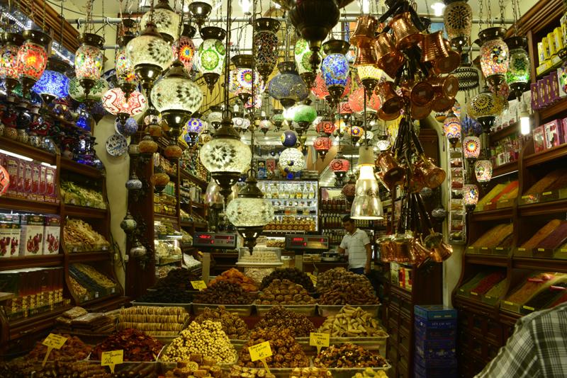 reise - basar istanbul