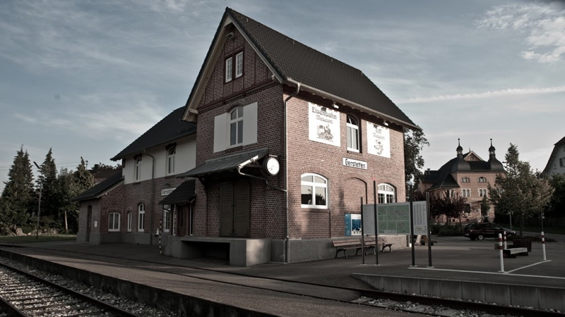 2009.09.07 Eisenbahn Amstetten-Gerstetten-DSC06959