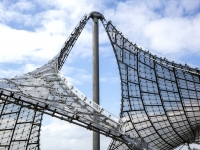 München Olympiapark_Werner RADENBACH