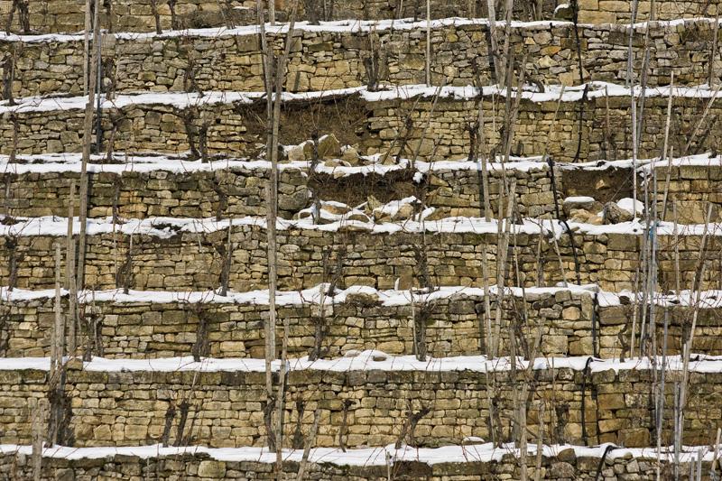 Weinbergmauern