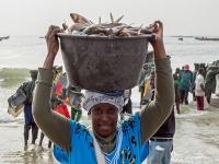 Fisherwoman (Mauritania)